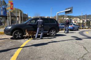 Messina. Quartieri sicuri: controlli a tappeto, tre arresti per furto