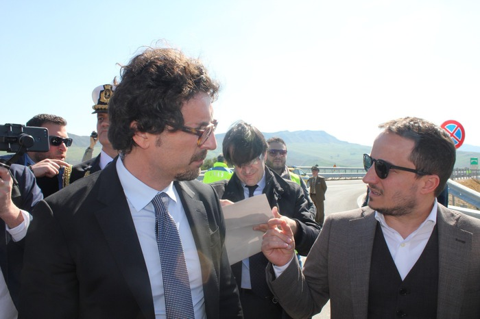 ministro trasport toninelli