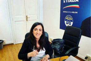 Elezioni Europee 2019: Fratelli d'Italia presenta la candidata Maria Fernanda Gervasi