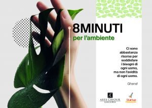 Incontro Otto minuti copertina di De Mento