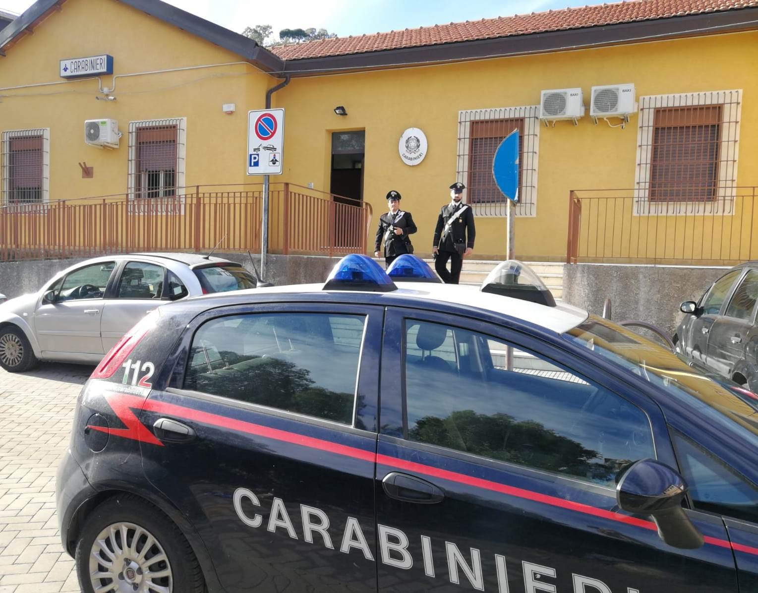 Repertorio carabinieri giostra