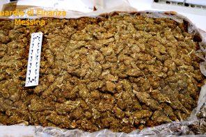 Trasportava oltre 30 kg di marijuana: arrestato corriere della droga a Messina