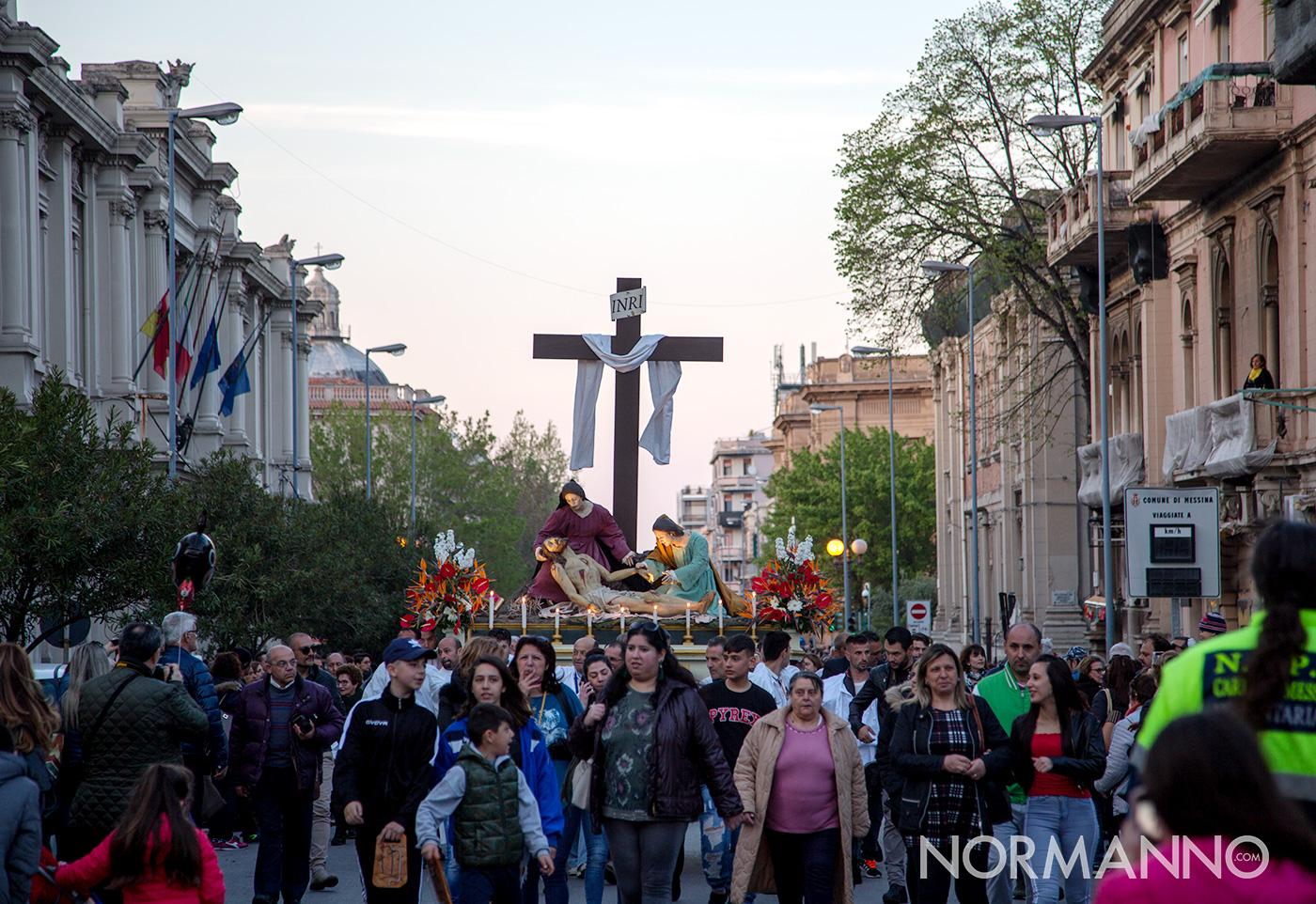 Processione delle Barette 2019 di Messina