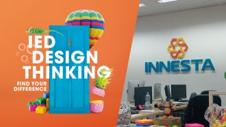 Foto per il workshop dello IED sul design thinking a Messina