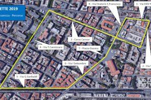 Messina. Ecco il percorso della processione delle Barette di domani