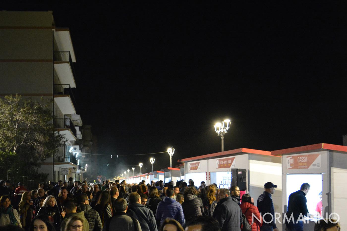 Foto pubblico allo Street Food di Primavera 2019