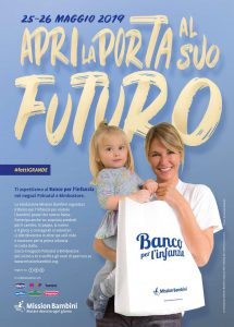 Banco per l'infanzia 2019