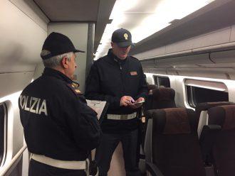 polizia ferroviaria di Taormina