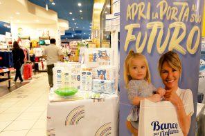 Banco per l'infanzia: a Messina la raccolta di prodotti per bambini in difficoltà