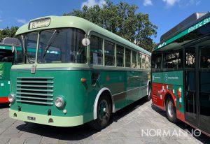bus elettrici e bus vecchio