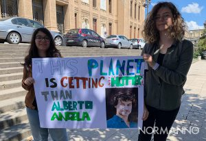 fridays for future manifestazione clima a messina