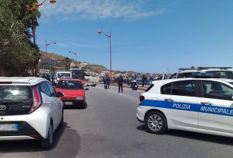 incidente litoranea messina