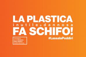 LassalaPeddiri, la campagna made in Milazzo per dire che «La plastica fa schifo»