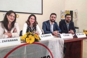 De Luca: «Votate Musolino». Esposto del M5S contro la lettera del sindaco ai messinesi