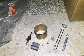 Messina. Tentato furto in un appartamento sul Viale Italia: due arresti