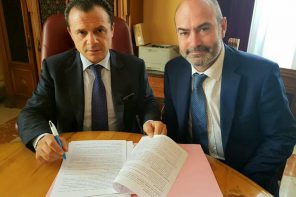 Messina. Riapre per l'estate il parcheggio Torri Morandi: De Luca firma la concessione