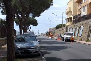 Messina. De Luca dice stop ai lavori per la fibra ottica: «Troppi danni»