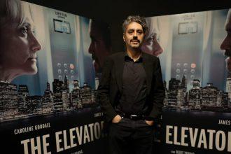 foto del regista messinese Massimo Coglitore per il film The Elevator