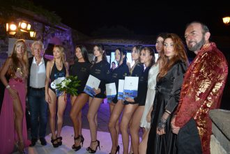 foto di repertorio, immagine della manifestazione world top model
