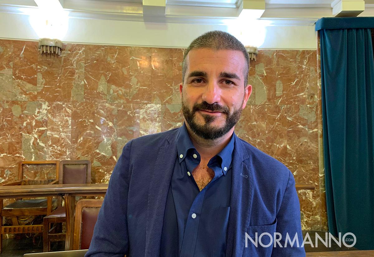 Alessandro Russo Consigliere Comunale di Messina