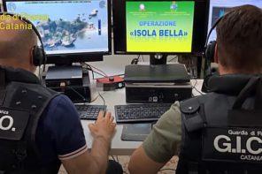 Le mani della mafia sul turismo dell'Isola Bella: 31 arresti