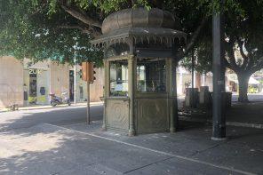 Chiosco ottocentesco di piazza Cairoli: pubblicato il bando per la concessione