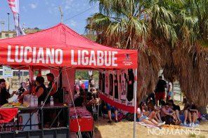 Stasera il concerto di Ligabue a Messina. Fan già in attesa sotto il sole