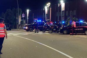 Armi, droga e guida senza patente. I controlli dei Carabinieri sulla Movida di Messina