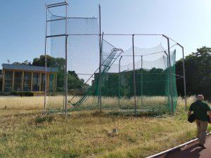 blitz del sindaco di messina cateno de luca all'impianto di atletica leggera cappuccini
