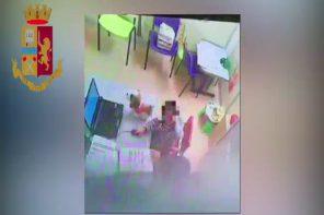 Schiaffi e maltrattamenti verso i piccoli pazienti: sospeso logopedista – VIDEO