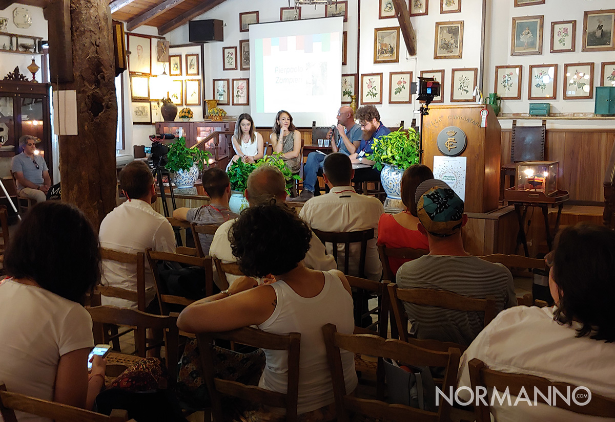 messina partecipa iniziativa delle Agorà di Messina a Villa Cianciafara
