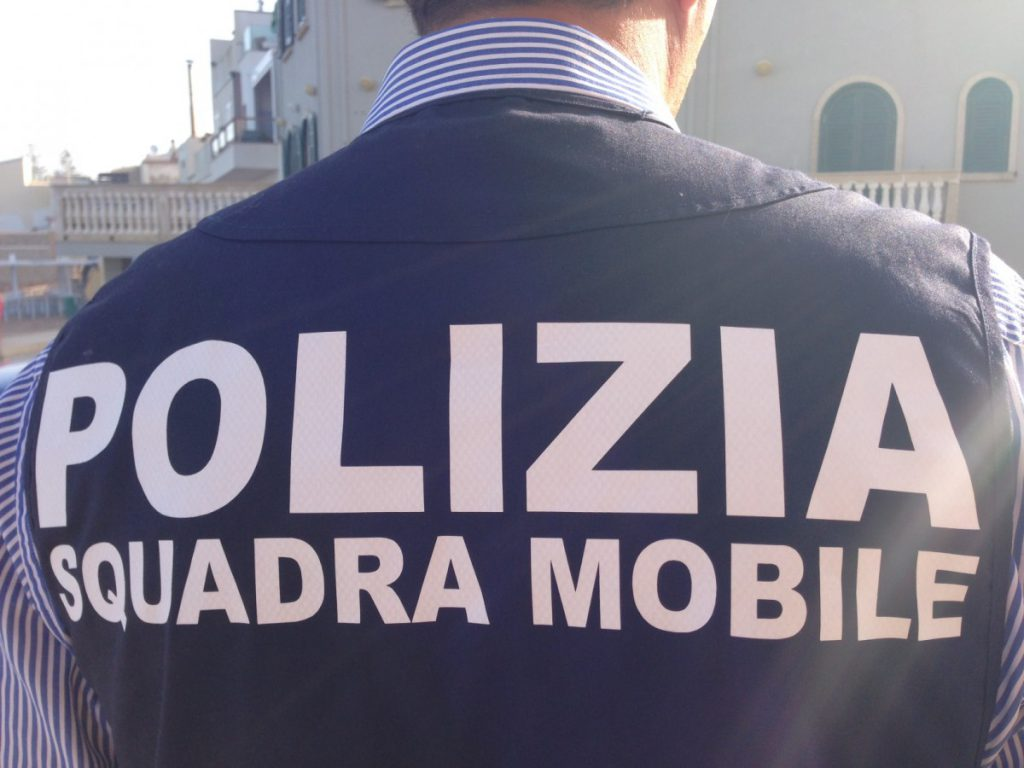 polizia squadra mobile messina