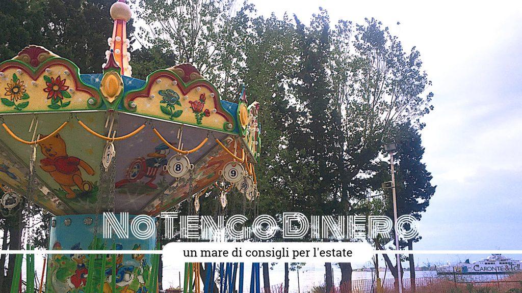 Copertina della terza puntata di No tengo dinero, baby park vanfiori