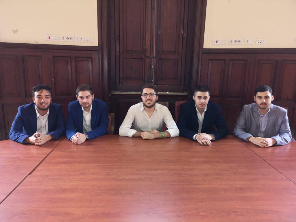 Movimento Gioventù Nazionale coordinamento provinciale di messina