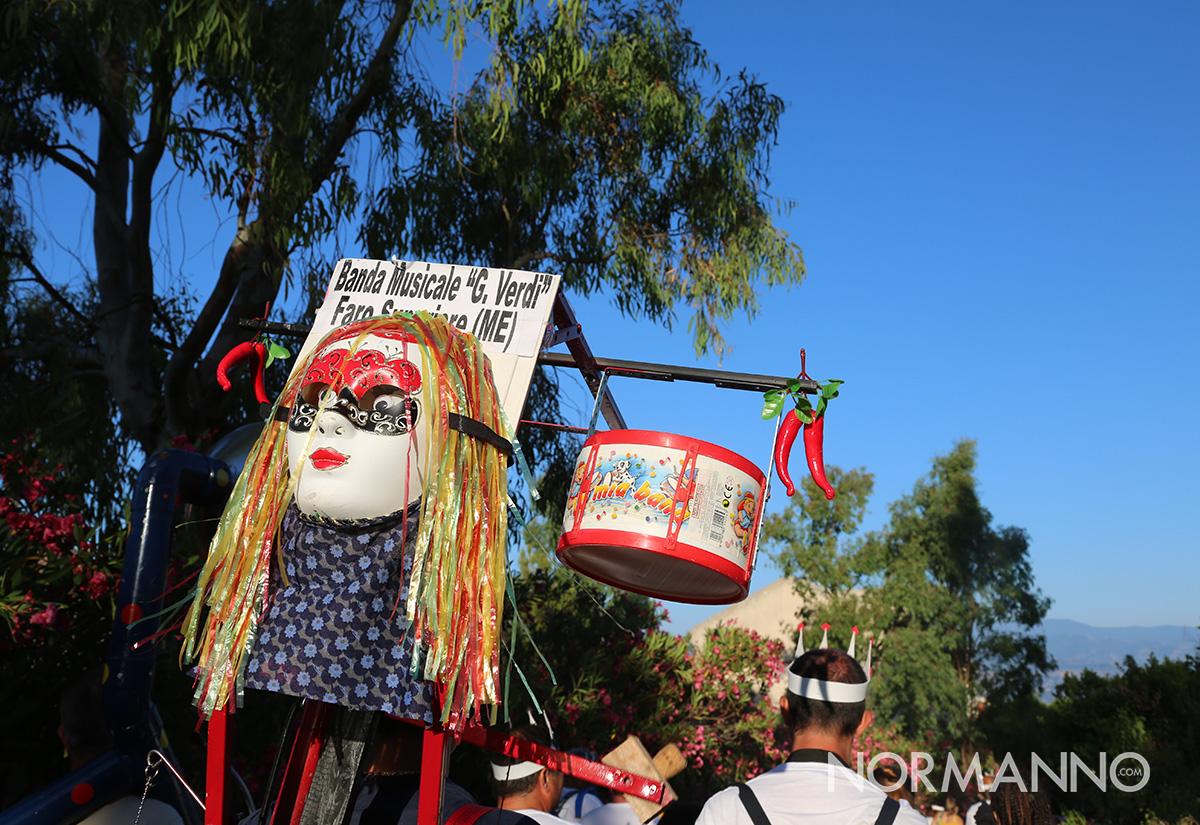 carnevale estivo di faro superiore, messina 2019