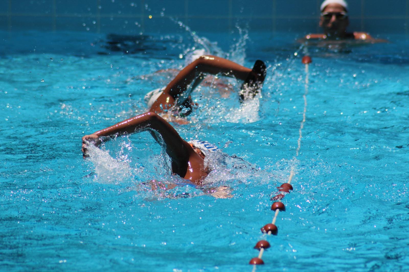 foto corsi piscina villa dante