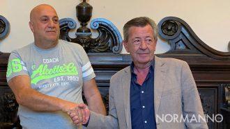 Rosario Duca accetta le scuse di Enzo Trimarchi