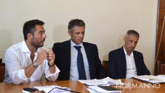 Foto di Daniele Zuccarello, conferenza stampa raccolta differenziata Messina ricorso TAR