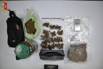 arresto per droga a messina