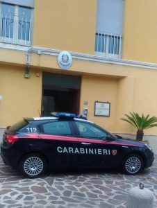 carabinieri patti
