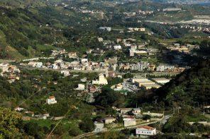 Messina. Mangano sulle condizioni della strada per Larderia: «Rischio incidenti»