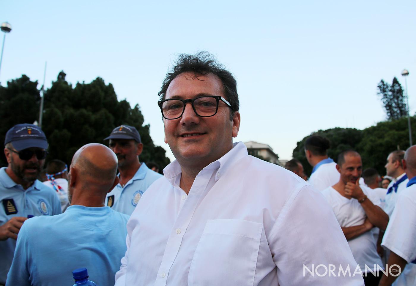 Massimo Minutoli alla Vara 2019, Messina