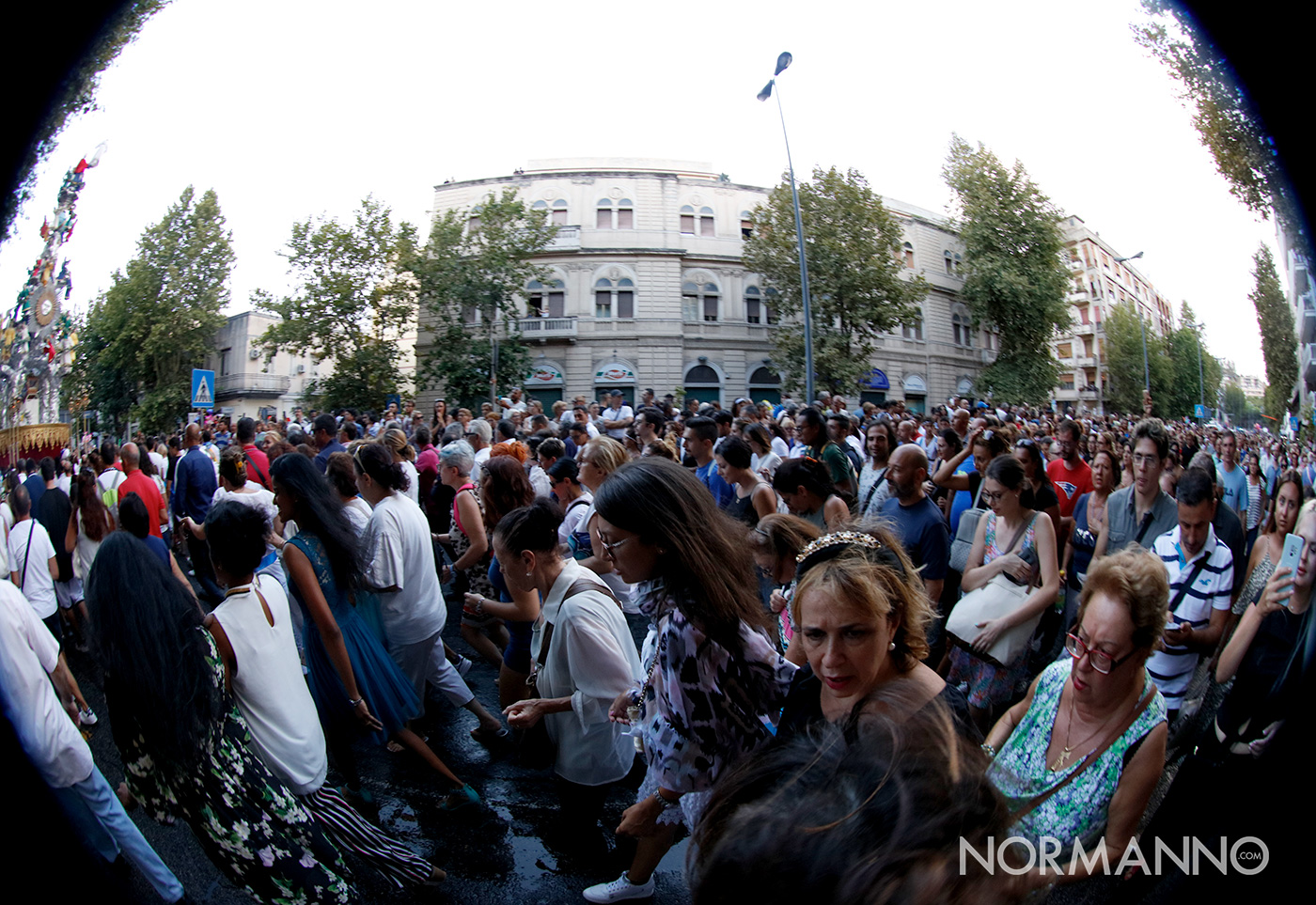 Vara 2019, Messina