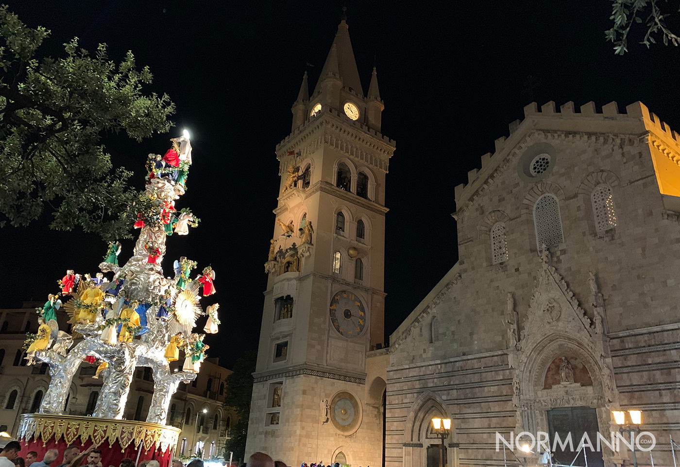 La Vara 2019 al Duomo di Messina