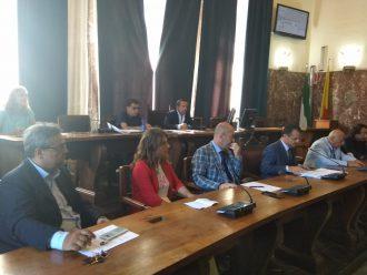 commissione lavori pubblici sul nuovo palagiustizia di messina