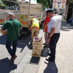 sequestro di 1500kg di frutta sul viale europa a messina