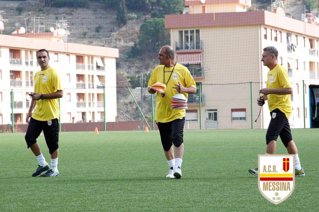 Calcio. L'Acr Messina esonera Cazzarò, al suo posto Pasquale Rando
