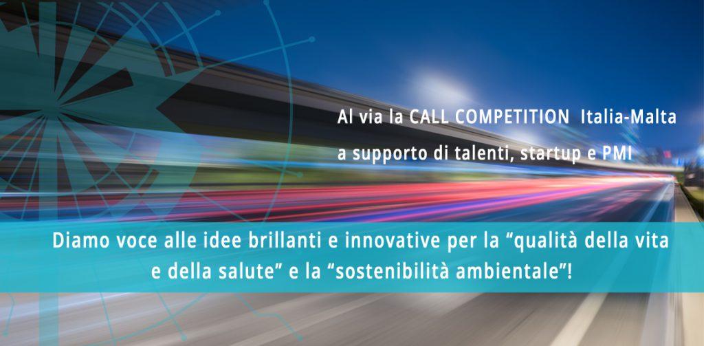 copertina per la call competion del progetto I-KNOW