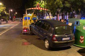Carro attrezzi in azione, sequestri di merce e prostituzione: notte di blitz a Messina