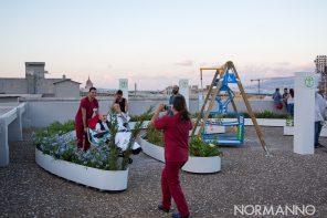 Una palestra a cielo aperto sullo Stretto: un nuovo spazio per NeMO SUD – FOTO